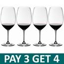 Riedel Vinum XL Cabernet Sauvignon Glass - Pay 3 Get 4