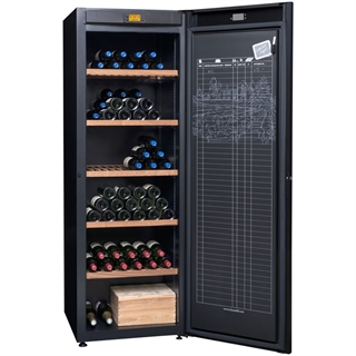 Climadiff Avintage Diva Evolution Single Temperature Wine Cabinet - DVA265PA+