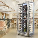 Teca Vino Multi Temperature Wine Cabinet - 120 Bottle Capacity TV10V Dune Finish
