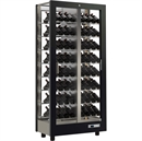Teca Vino Multi Temperature Wine Cabinet - 112 Bottle Capacity TV12V Linear Finish
