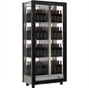 Teca Vino Multi Temperature Wine Cabinet - 128 Bottle Capacity TV13V Dune Finish