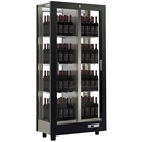 Teca Vino Multi Temperature Wine Cabinet - 128 Bottle Capacity TV13V Linear Finish