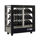 Teca Vino Multi Temperature Wine Cabinet - 42 Bottle Capacity TV22V Linear Finish