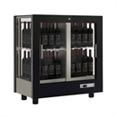 Teca Vino Multi Temperature Wine Cabinet - 64 Bottle Capacity TV23V Linear Finish