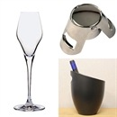 Prosecco Glassware & Accessories Set
