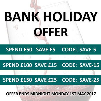 Bank Holiday Offer
