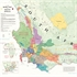 De Long's Wine Map of South Africa - Wine Regions