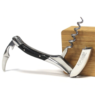 Laguiole En Aubrac Corkscrew Buffalo Horn Handle