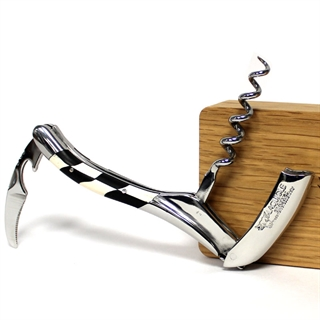 Laguiole En Aubrac Corkscrew Ebony / Ivory Wooden Handle