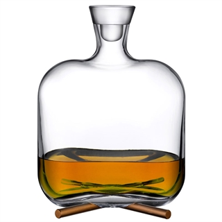 Nude Camp Whisky / Spirits Decanter 1000ml