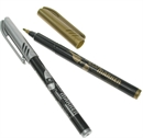 Glass Marker Pens (Silver and Gold) - Set of 2