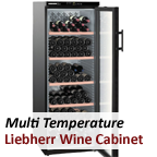 View more 2 to 3 temperature liebherr cabinets from our Multi Temperature Liebherr Cabinets range
