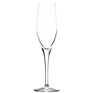 Stolzle Exquisit Champagne Glasses / Flute - Set of 6