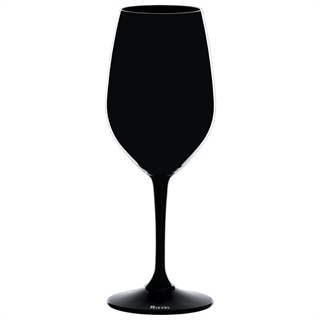 Riedel Restaurant - Black/Blind Wine Tasting Glass 370ml - 8446/15