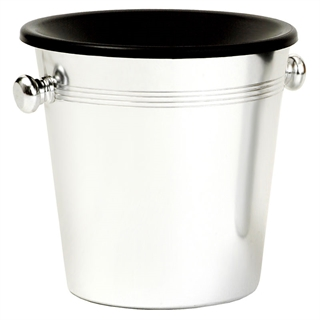 Standard Aluminium Wine Spittoon 2L - Black Funnel