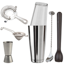 Boston Cocktail Shaker Set - 7 Pieces