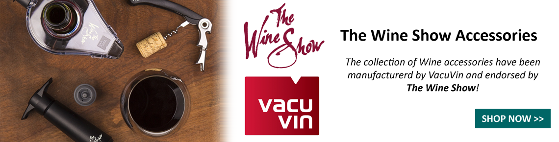 The Wine Show by VacuVin