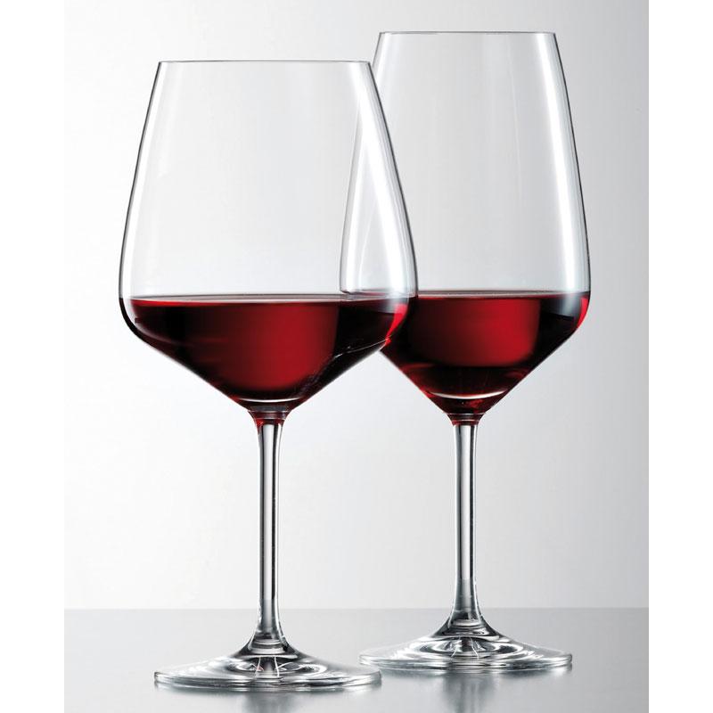 schott zwiesel taste bordeaux glass set of 6 glassware uk glassware suppliers. Black Bedroom Furniture Sets. Home Design Ideas