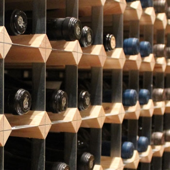 Traditional Made to measure Wine Racks