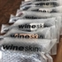WineSkin Wine Bottle Protection / Transport Bag