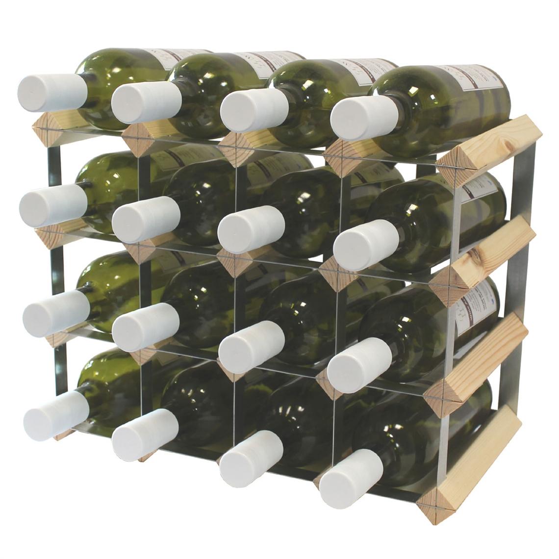 Enjoy Your Wine Longer 4 Pack Wood Top Wine Bottle Stoppers