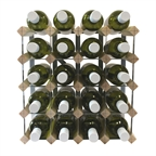 View more bespoke oak wine racks from our Assembled Wine Racks range