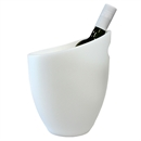 Igloo Wine & Champagne Cooler / Ice Bucket - White