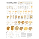 De Long's Cheeses of France Chart