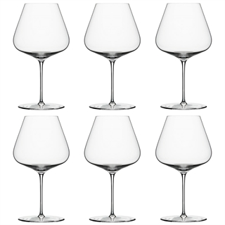 Zalto Denk Art Burgundy Wine Glass - Set of 6