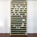 Modularack Wooden Wine Rack 216 Bottle - Natural Pine 18H x 12W