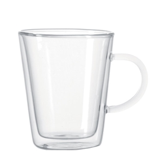 Montana Double Wall Coffee Cup with Handle 350ml - Single