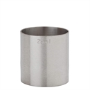 Professional Stainless Steel Thimble Bar Spirit Measure 25ml