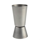 Professional Stainless Steel Bar Spirit Measure / Cocktail Jigger - 25ml/50ml
