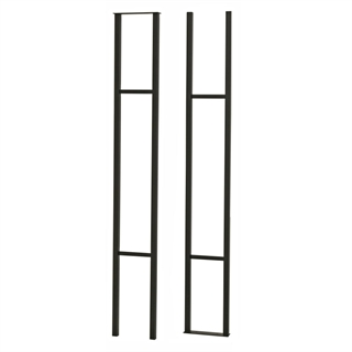 VintageView Floor-Ceiling Frame - Black