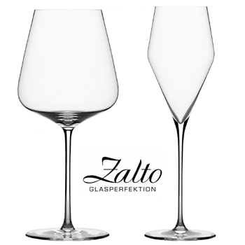 Zalto Denk Art Hand Blown Glassware