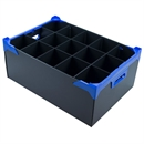 Wine Glass Storage Box - 220mm High