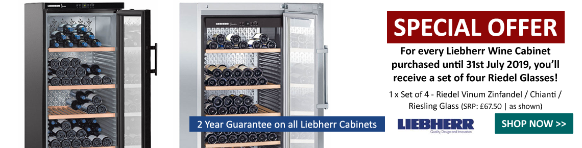 Purchase a Liebherr Cabinet - Up to £500 OFF!