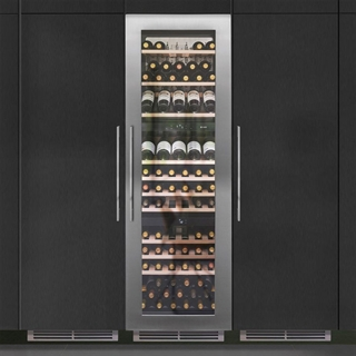 Caple Wine Cabinet Classic - 3 Temperature Slot-In - Stainless Steel WC1792