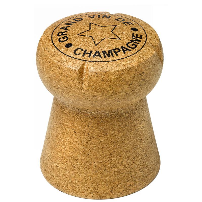 Xl Champagne Cork Door Stop Grand Vin De Champagne