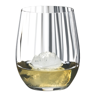 Riedel Restaurant Tumbler Collection 'Optical O' Whisky 344ml - 0512/05