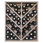 View more bespoke oak wine racks from our Self Assembly Melamine Wine Racks range