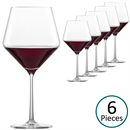 Schott Zwiesel Pure Burgundy Glass - Set of 6