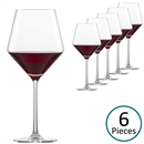 Schott Zwiesel Pure Beaujolais Glass - Set of 6