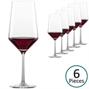 Schott Zwiesel Pure Bordeaux Glass - Set of 6