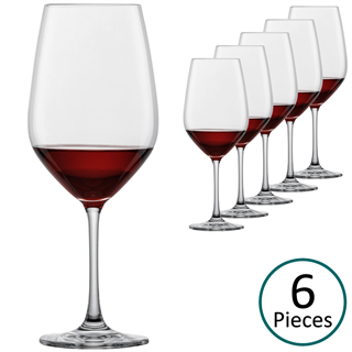 Schott Zwiesel Vina Red & White Wine Glass / Water Goblets - Set of 6