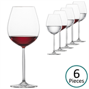 Schott Zwiesel Diva Water / Bordeaux Glass - Set of 6