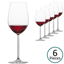 Schott Zwiesel Diva Bordeaux Glass - Set of 6
