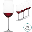 Schott Zwiesel Diva Large Bordeaux Glass - Set of 6