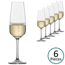 Schott Zwiesel Taste Champagne Glasses / Flute - Set of 6