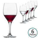 Schott Zwiesel Mondial Red Wine / Water Glass - Set of 6